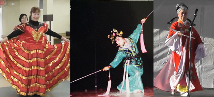 Chinese Canadian Society of Song and Dance