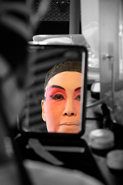 Unmasked Peking Opera Behind the Scenes