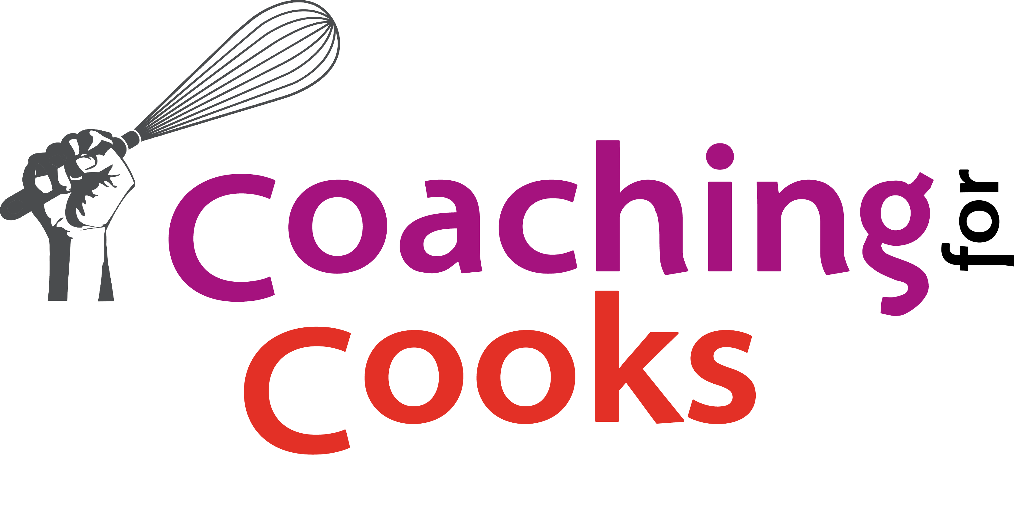 Coaching for Cooks Logo