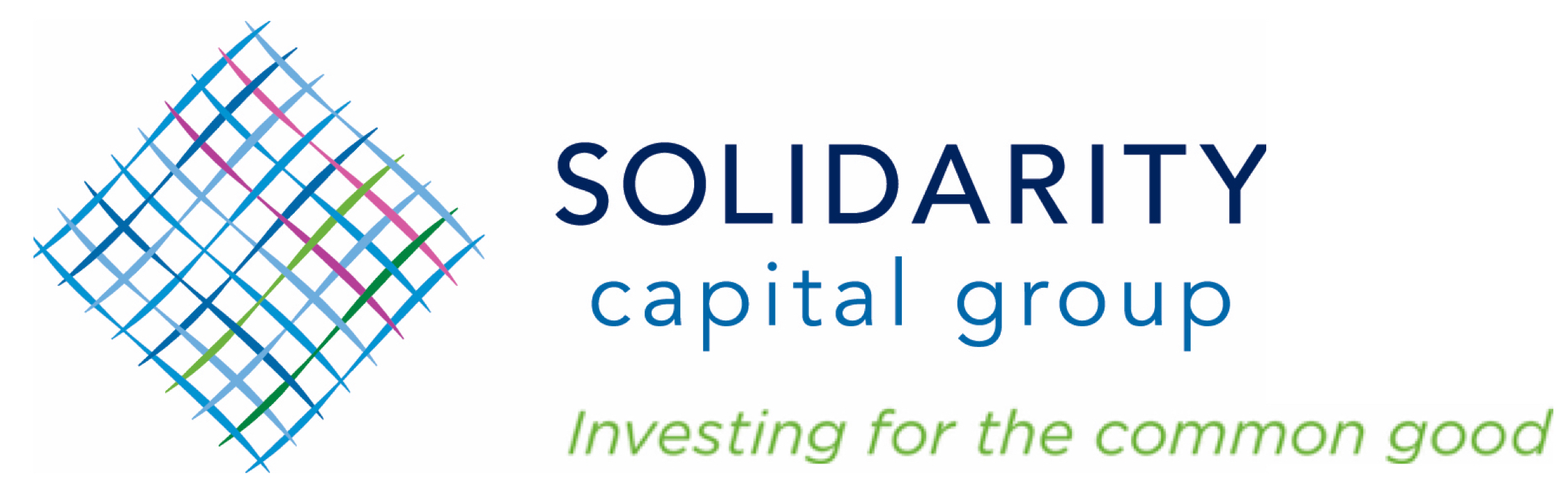 Solidarity Capital Group logo with tagline