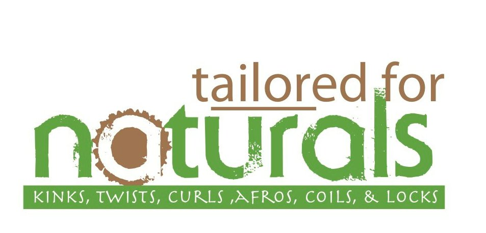 tailored for naturals