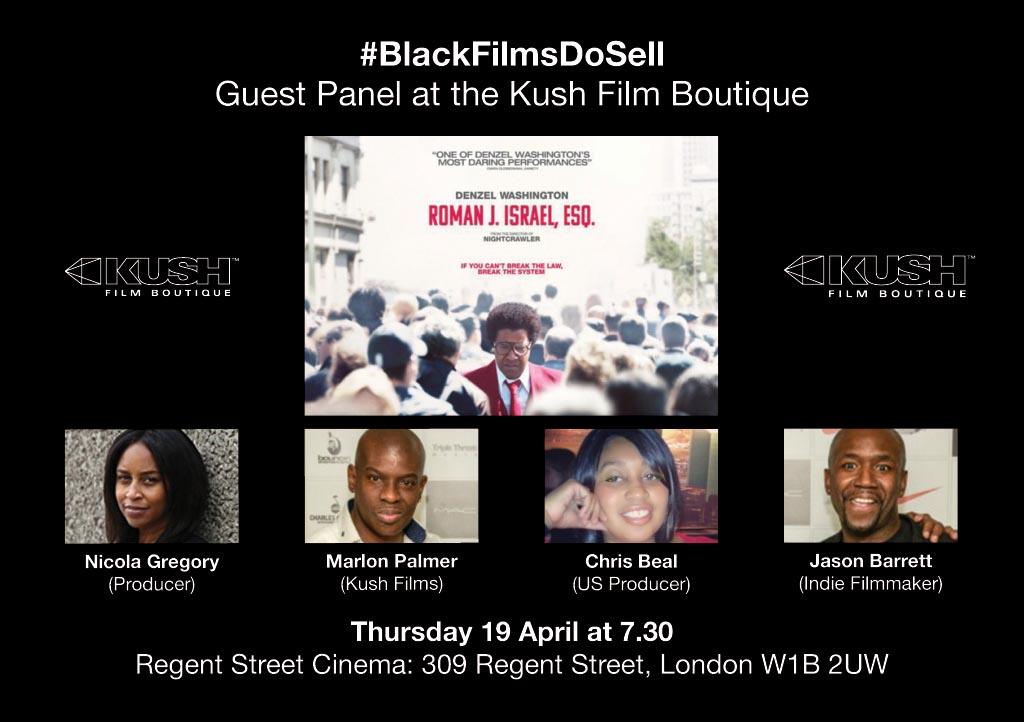 #BlackFilmsDoSell