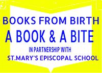 A Book & A Bite Logo
