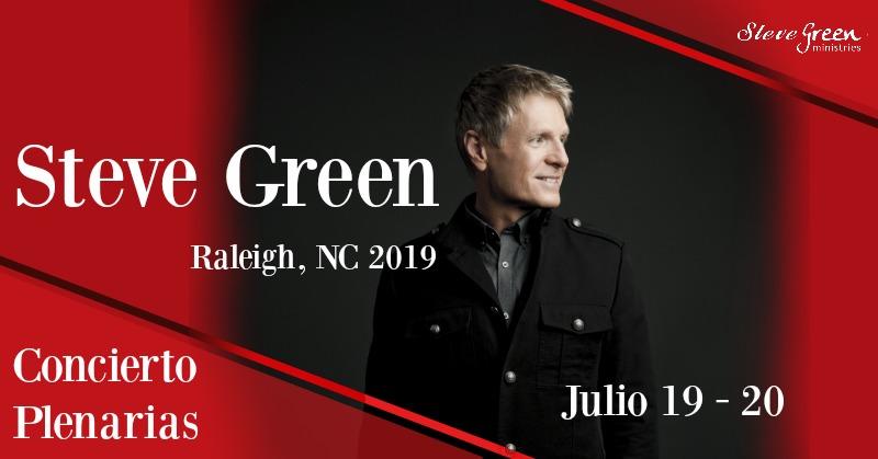Steve Green Raleigh, NC 2019