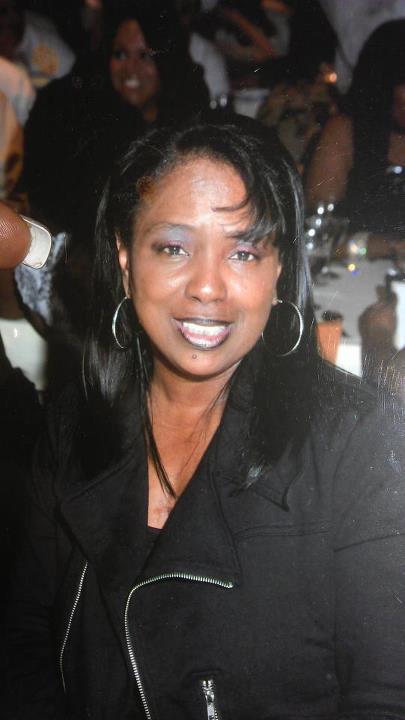 Evangelist Geraldine Hughes