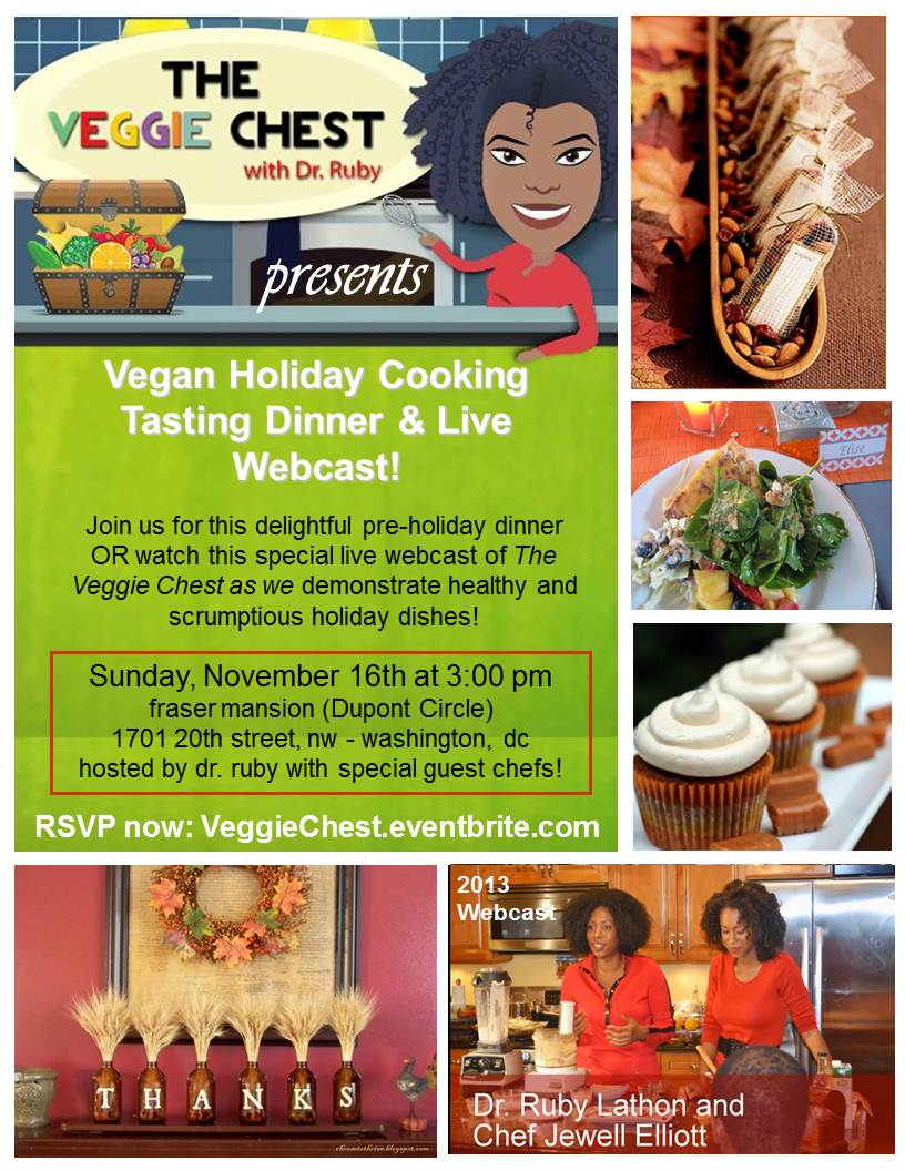 Live Webcast and Dinner