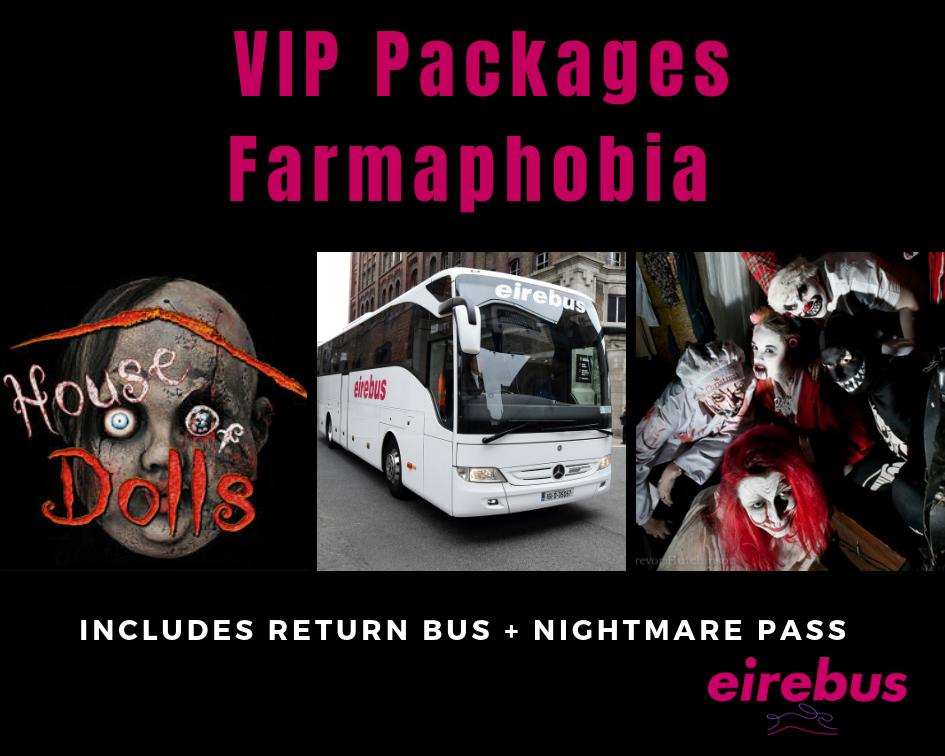 Farmaphobia halloween packages