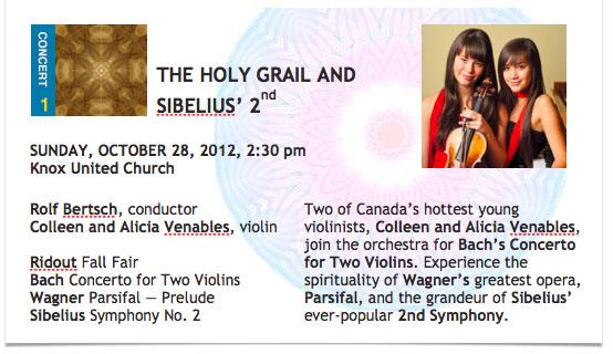 1 - concert info