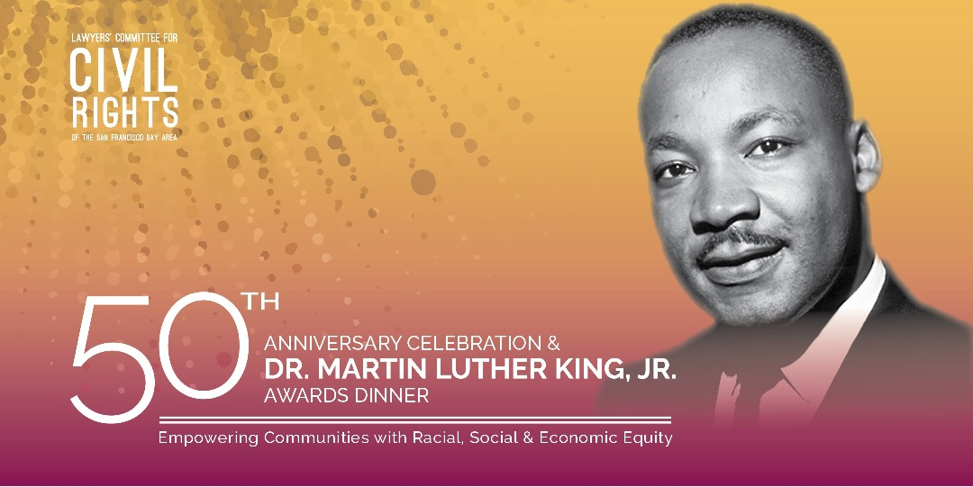 MLK 50th Gala Invite