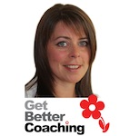 headshot of Wendy Ager, Get Better Coaching