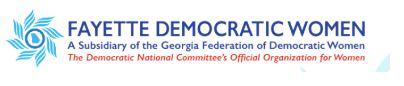 Fayette Democratic Women Logo