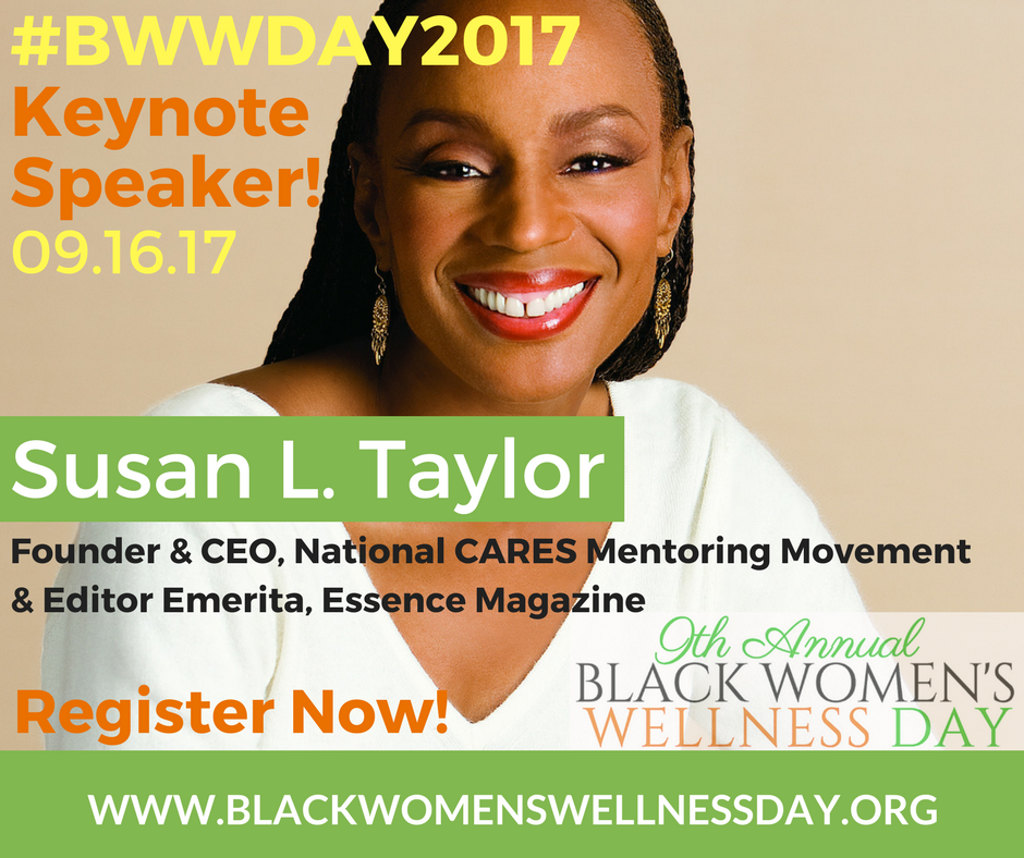 Susan L. Taylor Keynote Speaker Promo Image