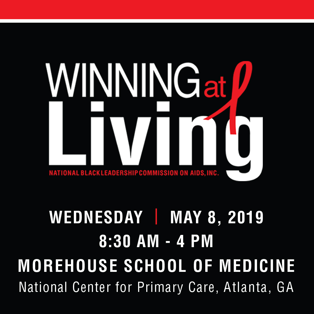 Winning at Living: Getting to Happy and Whole (Atlanta) - 8