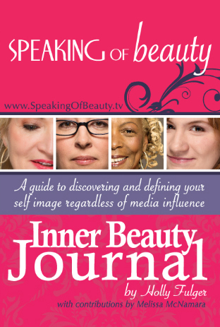 Front Cover - book - Inner Beauty Journal