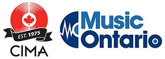 CIMA MusicOntario Logos
