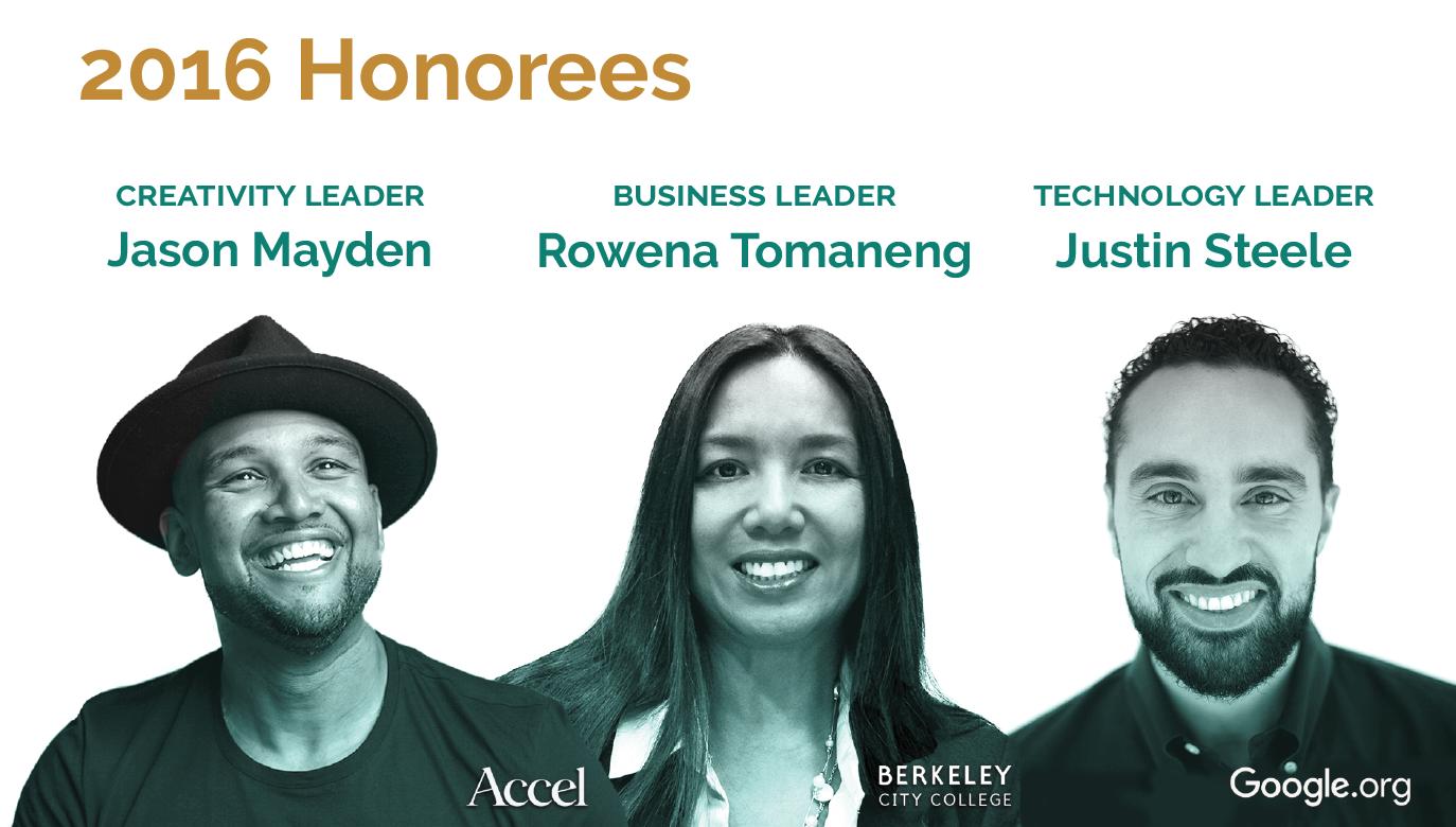 2016 Inspiration Awards Nominees