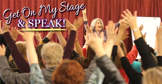 Women Speaker's Open Mic Night & Speaking Success Workshop