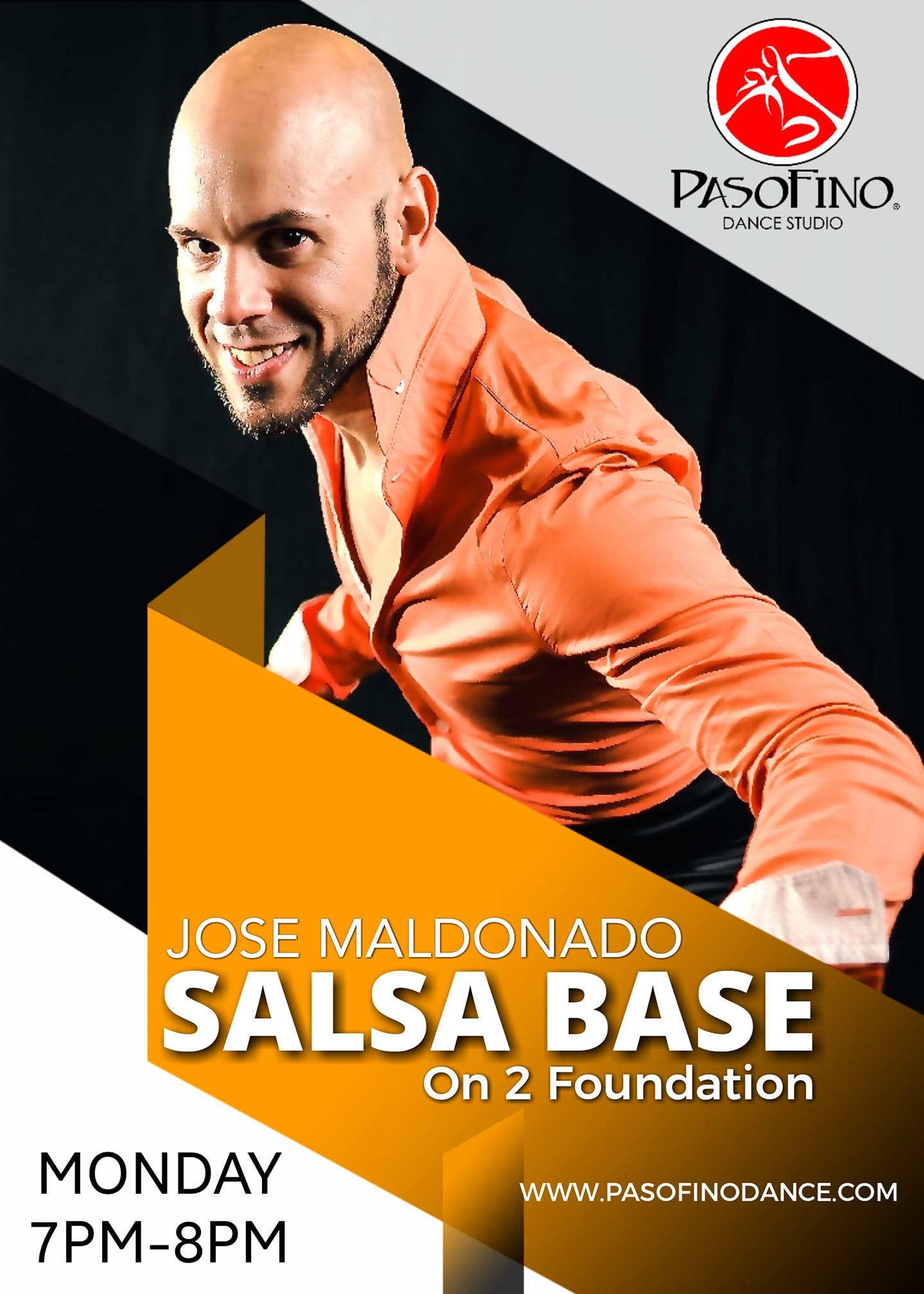 Jose Maldonado Salsa in Atlanta