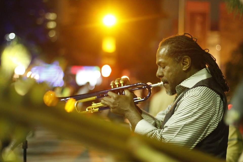 Freddie Jones International Jazz Trumpeter