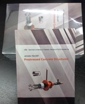Bestel hier uw boek over voorgespannen beton
