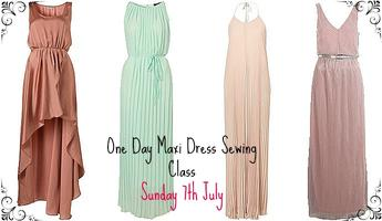 Maxi Dresses! One day Sewing Class
