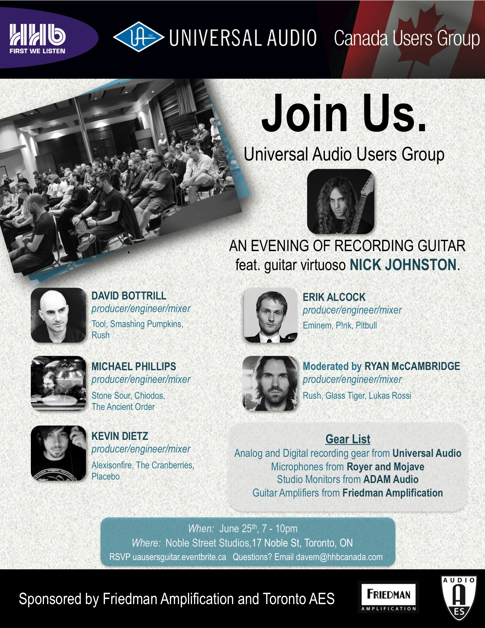 UA Users June