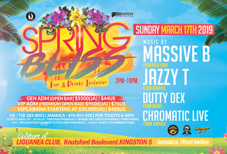 514dddf4591 Spring Bliss 2019 Packages - 17 MAR 2019