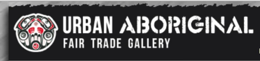 Urban Aboriginal Art Gallery Logo