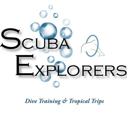 Scuba Explorers logo