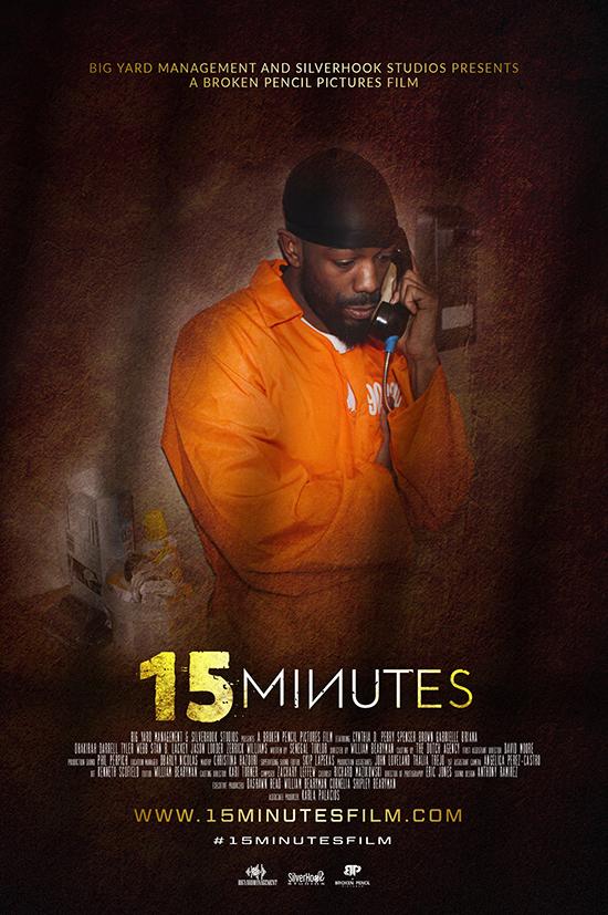 15 Minutes Film Poster