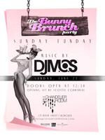 The Bunny Brunch Party inside The W in Hoboken!! John J List!!