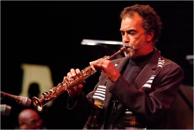 Leonard Brown Sax Player