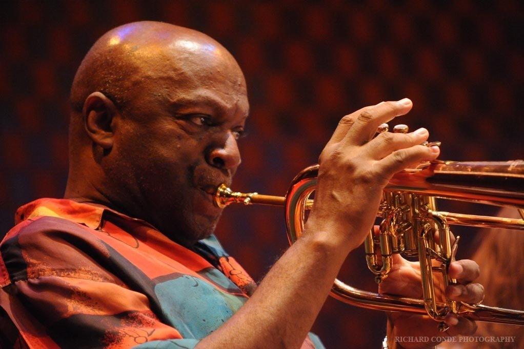 Stanton Davis - Trumpet Player