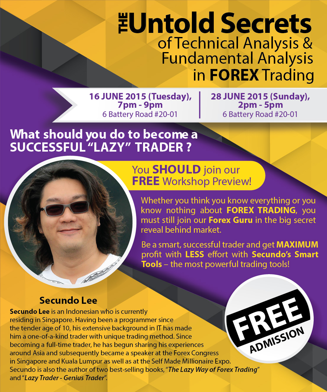 Best forex training in singapore