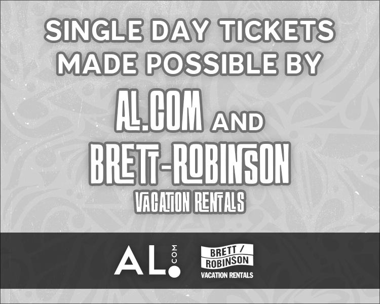 Hard fest single day tickets