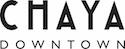 CHAYA Downtown Logo