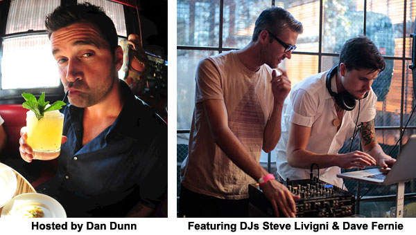 DJ Dan Dunn and Featuring DJs Fernie & Steve