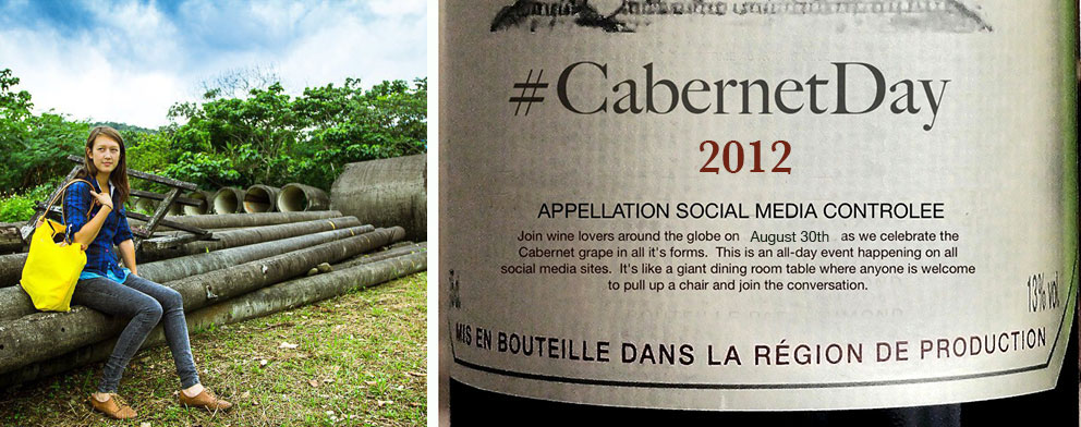 Cathy&CabernetDay