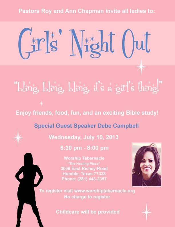 July Girls' Night Out