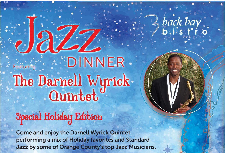 Back Bay Bistro Jazz Dinner