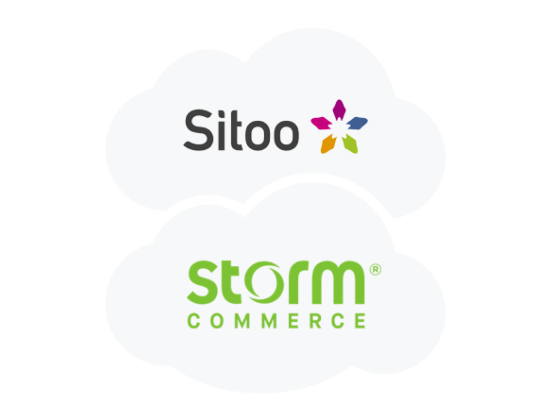 Sitoo + Storm