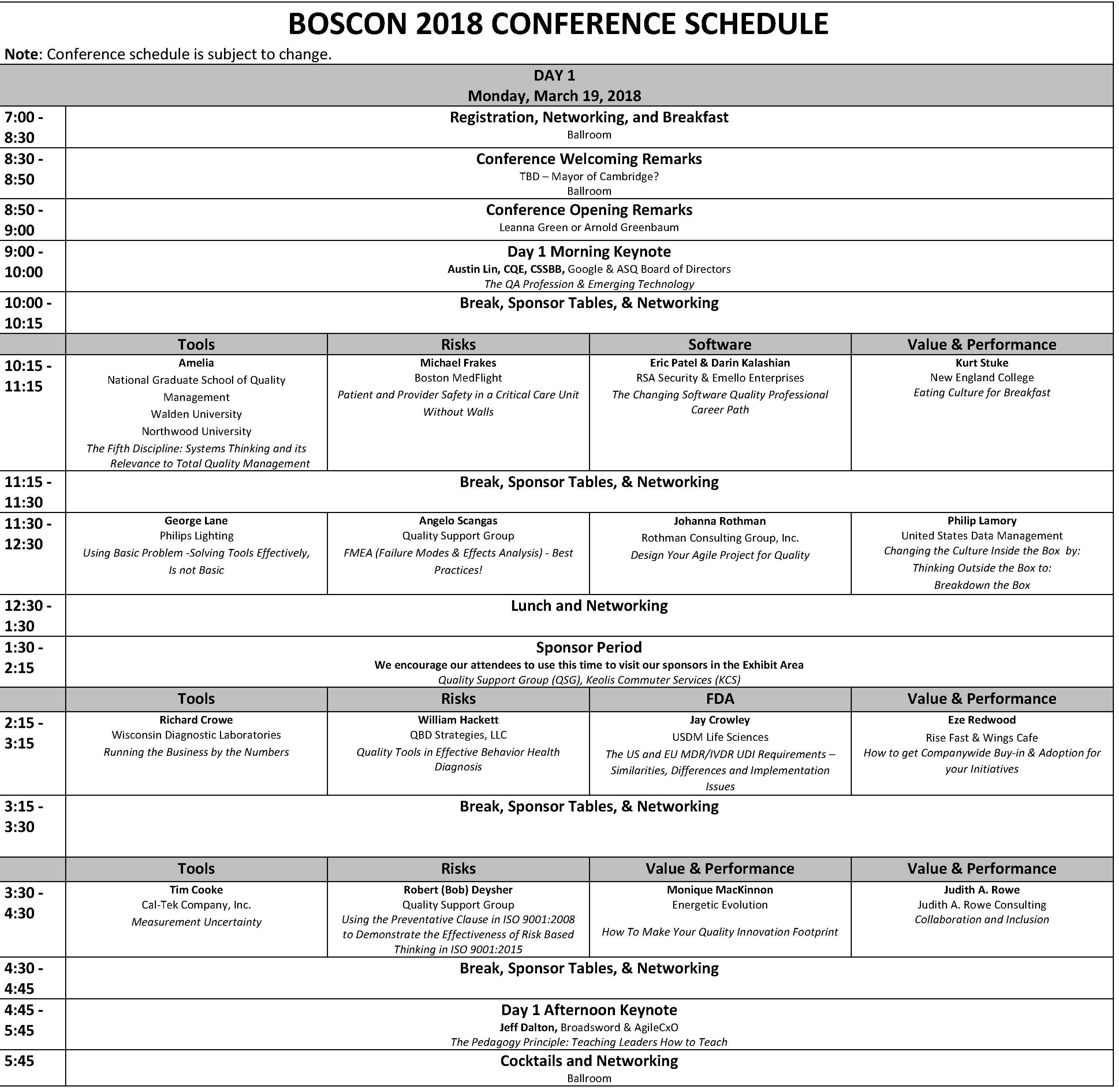 Asq boscon 2018 conference tickets mon mar 19 2018 at 830 am there will be an asq certification course offered after boscon click on a link below to register or get more information xflitez Choice Image