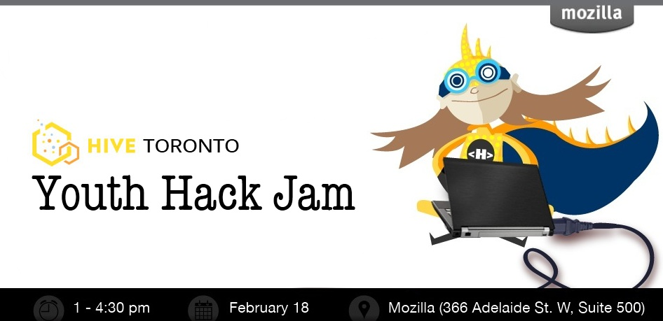 Toronto Youth Hackjam