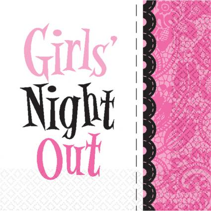 girls night out logo