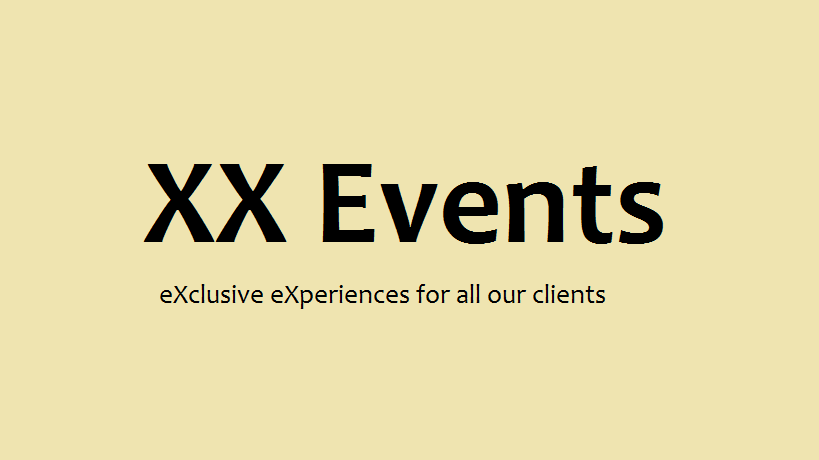 XX Events