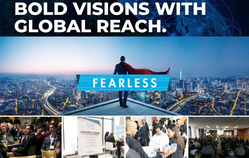 2019 Fintech & Financing Conference:  FEARLESS April 3-4, Toronto