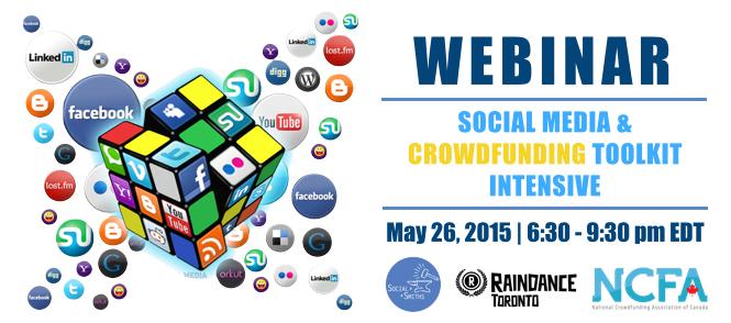 Social Media & Crowdfunding Toolkit Intensive