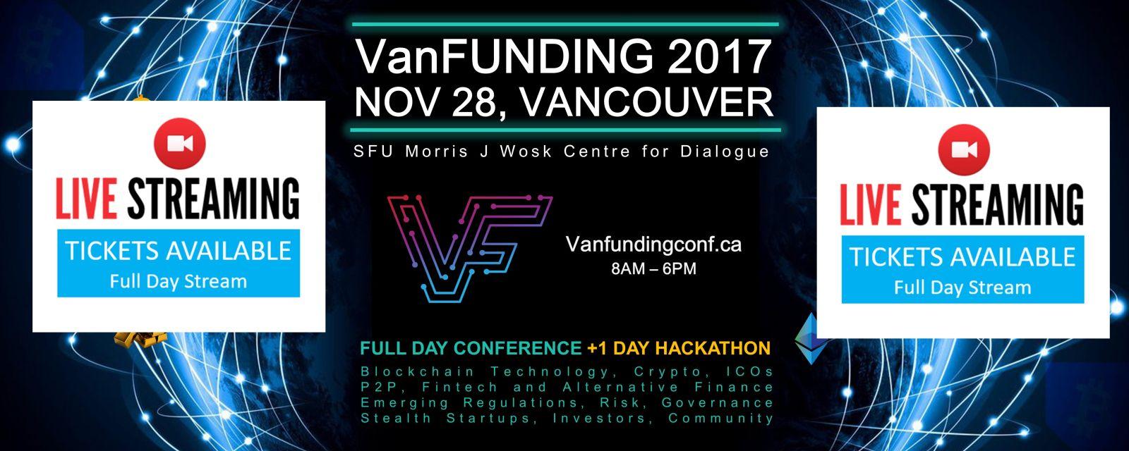 VF2017 LIVE STREAM