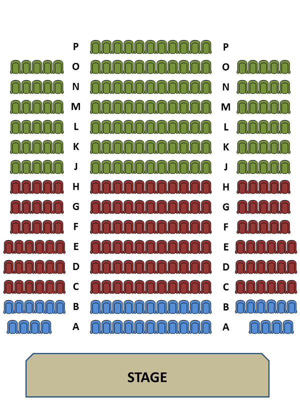 Tenney Seating