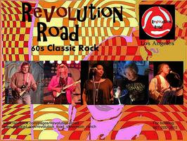 Revolution Road at PCs Bar & Grill